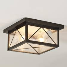 Outside Ceiling Light Fixtures Still Waters Indoor Outdoor Ceiling Light Indoors Or Out Clear