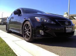 lexus is 250 rwd ca fs 2006 is250 rwd black black navigation premium
