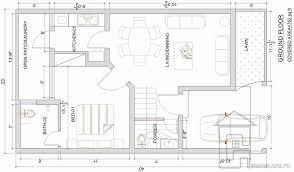 4 marla house plan design gharplans pk