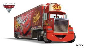cars movie characters cars 2 mack disney cars pinterest cars