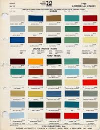ppg industries 1969 ford paint codes our 1969 ford bronco