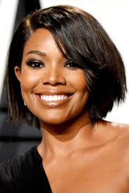 edgy bob hairstyle the most beautiful bob hairstyles for black women byrdie au