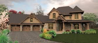 two story craftsman house plans craftsman house plan with 4 bedrooms and 4 5 baths plan 4440