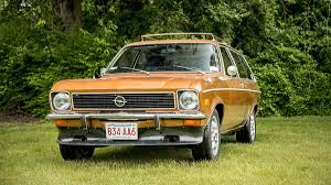 opel kadett 1975 the opel 1900 sport wagon is not your average grocery getter