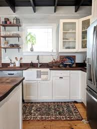 modern farmhouse kitchen with white cabinets content co modern farmhouse kitchen