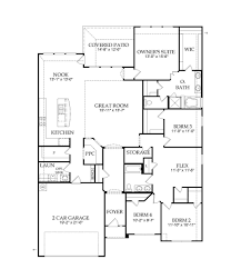 cranbrook new home plan fort worth tx pulte homes new home