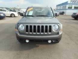 chrome jeep patriot used 2014 jeep patriot sport in harvey