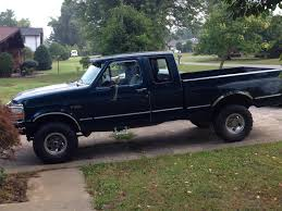 Old Ford Truck Colors - 1994 f150 4x4 cosmetic mods what do you think ford f150 forum