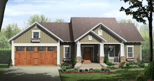 craftsman house plans one story craftsman and bungalow house plans