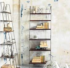 ladder shelf ikea how to use leaning book shelf in your home