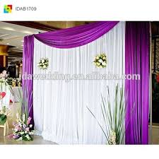 Indian Wedding Decorations Wholesale Wholesale Pipe And Drape Kits Wedding Pillars Backdrop Indian