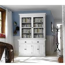 White Storage Bookcase by White Bookcase With Glass Doors Full Size Of Furniture Homewhite