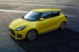 suzuki swift sport makes global debut fastest swift ever weighs