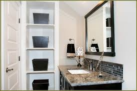 bathrooms design bathroom linen closet designs tall storage