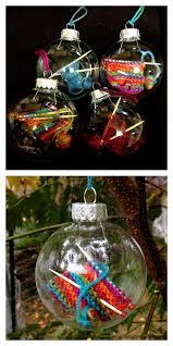 ravelry holeymolee u0027s christmas knit ornaments yarn bombing