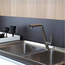 kitchen taps and sinks gessi ocean single lever designer kitchen tap sinks taps com