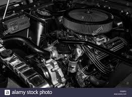 Black Mustang 1969 Boss 302 Engine For High Performance Variant Of The Ford Mustang