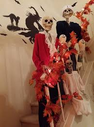 Halloween Posable Skeleton Melody U0027s Haunted Halloween Where Skeletons Abound