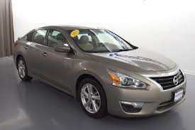 Nissan Altima Platinum - vehicles for sale anderson nissan