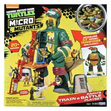 teenage mutant ninja turtles micro mutants 9 5 raphael u0027s