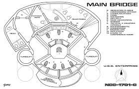 100 star trek enterprise floor plans starship schematic