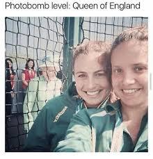Queen Of England Meme - photobomb level queen of england england meme on me me