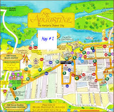 Chicago Trolley Tour Map by Maps Update 564431 St Augustine Tourist Attractions Map U2013 Saint