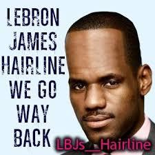 Receding Hairline Meme - luxury receding hairline meme lebron s hairline lbjs hairline
