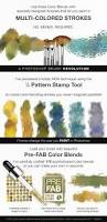 impressionist masters color blends color blend brushes that will