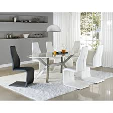 100 dining room sets with upholstered chairs scandinavian