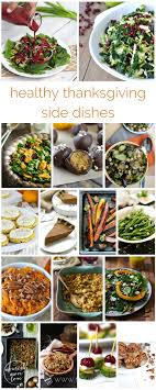 16 healthy thanksgiving side dishes desserts nourish move