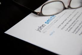 Photo On A Resume Resume Glasses Job Resume With Glasses When Using This I U2026 Flickr