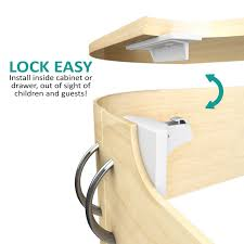 protect with dr safety baby magnetic locks for cabinets u0026 drawers