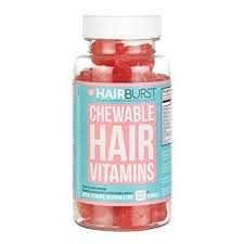 hair burst amazon amazon com hairburst chewable vitamins for hair growth one