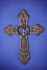 cast iron religious home décor plaques u0026 signs ebay
