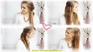 Frisuren Zum Selber Machen Bei Langen Haaren by Schã Ne Frisuren Einfach Selber Machen Schöne Neue Frisuren Zu