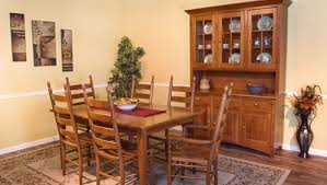 Shaker Style Dining Room Furniture Classic Shaker Dining Room