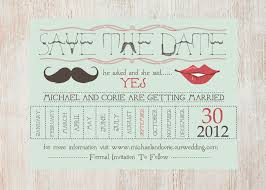 save the date designs unique wedding save the dates calendar design invitations on etsy