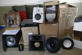 infinity home theater fs garage sale raw drivers speakers and 7 1 infinity beta