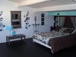 chambre chocolat turquoise stunning deco chambres chocolat et turquoise photos design trends