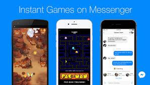 facebook messenger launches instant games techcrunch