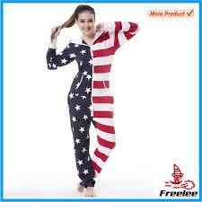 2015 american flag fitted onesie for onesie pyjamas