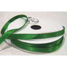 green satin ribbon 6mm satin ribbon green satin ribbon