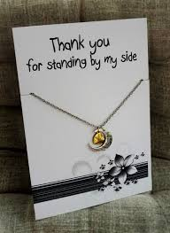 thank you for standing by my side love you daughter holiday gift