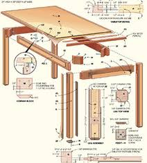 free woodworking plans table when an individual want to learn wood