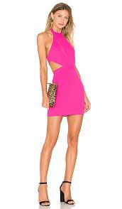 pink dress nbd pink dress revolve
