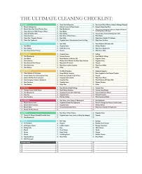home cleaning business plan house cleaning checklist for maid schedule template in business plan