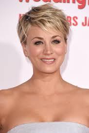 big bang blonde short hair cut pictures kaley cuoco s beauty look book kaley cuoco big bang theory