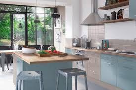 cuisine bleu pastel cuisine bleu pastel cuisine nous a fait à l aise dans le