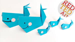 easy origami whale paper crafts finding dory paper whale